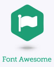 webdesign tech font-awesome